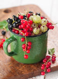 Fresh berry Royalty Free Stock Photography