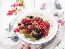 Fresh berry Stock Photo