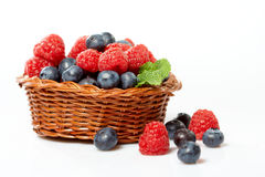 Fresh berry fruits Stock Photo