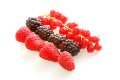 Fresh berry fruits Royalty Free Stock Images