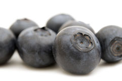 Fresh bilberry Stock Photo