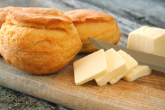 Fresh Biscuits Royalty Free Stock Image