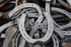 Horseshoes Royalty Free Stock Images