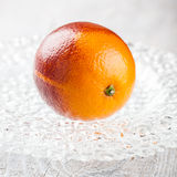 Fresh blood orange Royalty Free Stock Photography