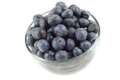 Fresh blueberries Stock Image