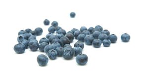 Fresh blueberries Royalty Free Stock Image