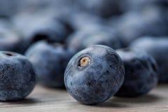 Fresh Blueberries. Ftruits - Fresh Blueberries - Healthy Eating Royalty Free Stock Image