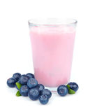 Fresh blueberries fruits Stock Image