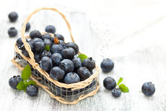 Fresh blueberries. Stock Photo