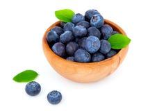 Fresh blueberry Royalty Free Stock Photos