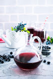 Blueberry drink Royalty Free Stock Photography