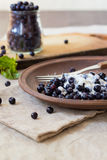 Fresh blueberry fruits Stock Image