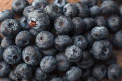 Fresh blueberry Stock Photography