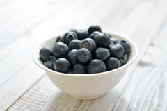 Fresh blueberry Royalty Free Stock Images