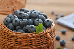 Fresh blueberry Royalty Free Stock Photos