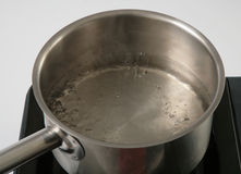 Fresh boiling water Royalty Free Stock Photography