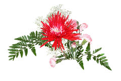 Fresh Bouquet Stock Photography