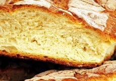 Fresh bread. Close up royalty free stock image