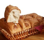 Fresh bread . Stock Photography