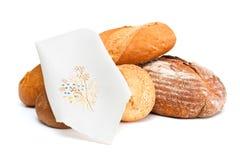 Fresh bread. Stock Photos