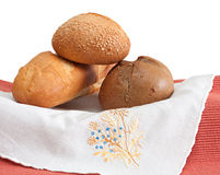 Fresh bread. Royalty Free Stock Photo