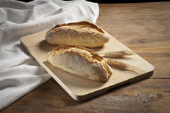 Fresh bread Royalty Free Stock Photo