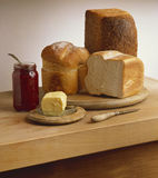 Fresh_bread Stock Photography