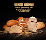 Fresh bread Stock Image