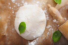 Fresh bread dough Royalty Free Stock Photography