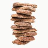 Fresh bread isolated Royalty Free Stock Image