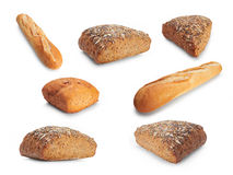 Fresh bread Royalty Free Stock Photos