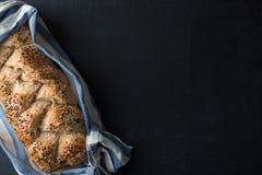 Fresh Bread Loaf Stock Photos