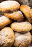 Fresh bread loafs Royalty Free Stock Photos