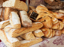 Fresh bread of Provence Royalty Free Stock Images