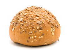 Fresh bread with seeds Royalty Free Stock Photos