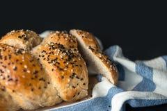 Fresh Bread Slice Royalty Free Stock Photos