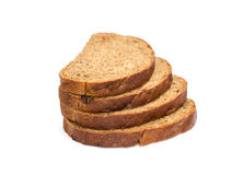 Fresh bread sliced 2 Royalty Free Stock Photos