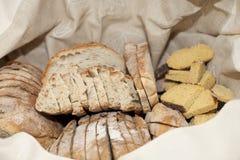 Fresh bread Stock Image