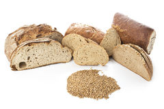 Fresh bread Stock Images