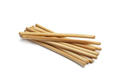 Fresh breadsticks Stock Images