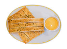 Fresh breadsticks Stock Photos