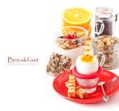 Fresh breakfast. Stock Photos