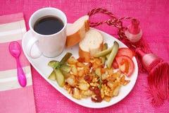 Fresh breakfast Royalty Free Stock Photography