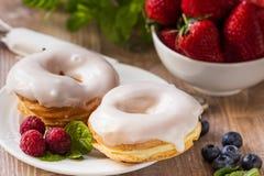 Fresh breakfast Stock Photo