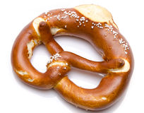 A fresh bretzel Royalty Free Stock Photography