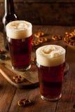 Fresh Brewed Oktoberfest Autumn Ale Royalty Free Stock Photography