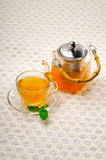 Fresh selection of tea Stock Photos