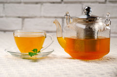 Fresh selection of tea Royalty Free Stock Image
