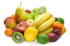 Fresh, bright fruit Stock Images