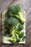 Fresh broccoli Royalty Free Stock Image